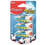 Maped Rabbids gum - 3 stuks