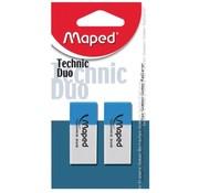 Maped Duo Technic gum