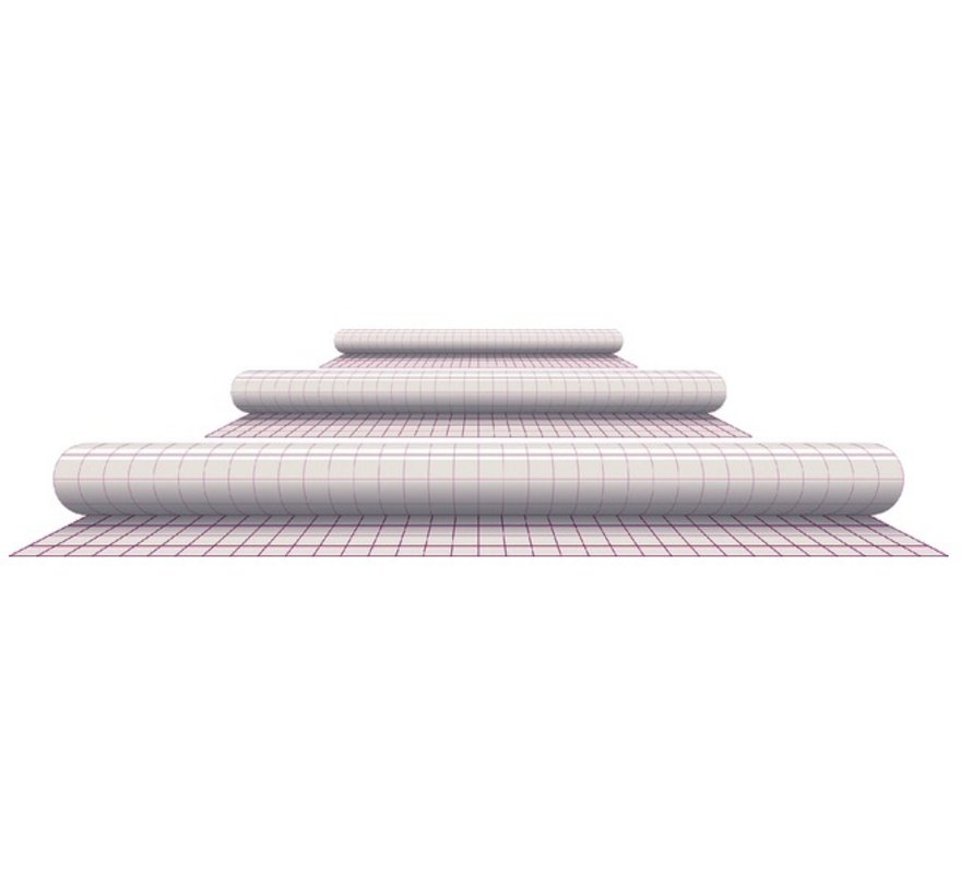 Kaftplastic zelfklevend - 50cm x 2,5m