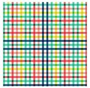 . Kaftpapier - Happy Grid
