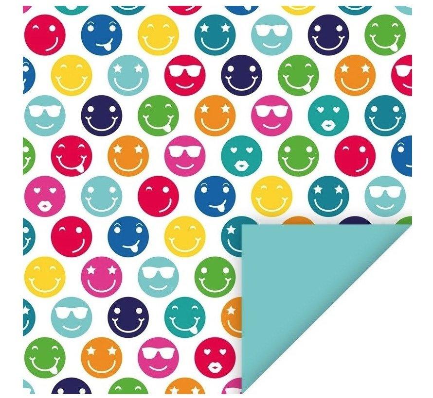 Kaftpapier - Smile