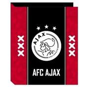 Ajax 23r Ringband  - rood/zwart