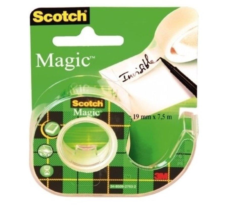 Magic tape - 19mm x 7,5m