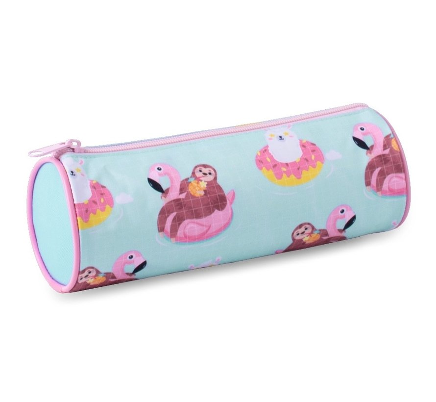Pool Party etui - rond