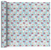 Good vibes  Pool Party kaftpapier - flamingo alpaca
