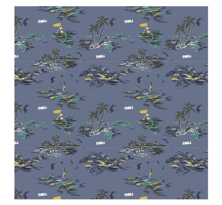 Kaftpapier - blue mermaid