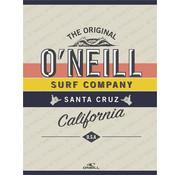 O'Neill A4 lijntjes schrift - the original