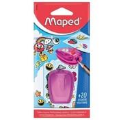 Maped Stick-art puntenslijper - roze