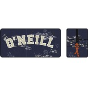 O'Neill Schooletui rechthoek - donkerblauw