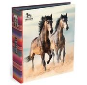 Amazone Ordner 2 rings - paard