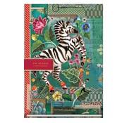 Pip Studio Notitieboek A4 lijn - zebra