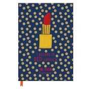 Rice Bullet journal A5 - Lipstick