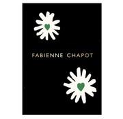 Fabienne Chapot FAB Notitieboek lijntjes A5 - bloem wit
