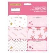 Little Diva Superstar etiketten - roze