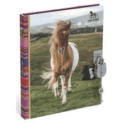 Amazone Paarden dagboek