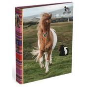 Amazone Ringband 4r paard - heuvels