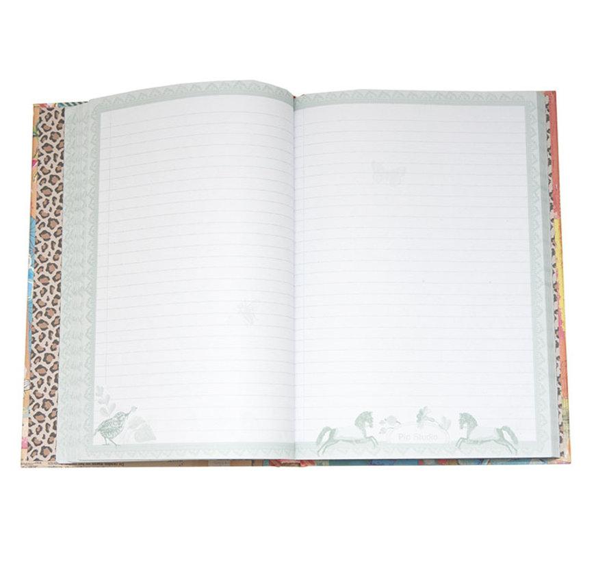 Gelinieerd A4 notitieboek Telling Tales