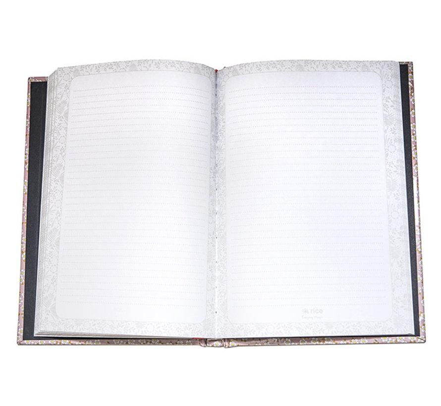 Gelinieerd A5 notitieboek celebrate good times