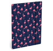 Love A4 Flamingo elastomap