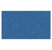 Natural / kraft Kraft kaftpapier - midden blauw