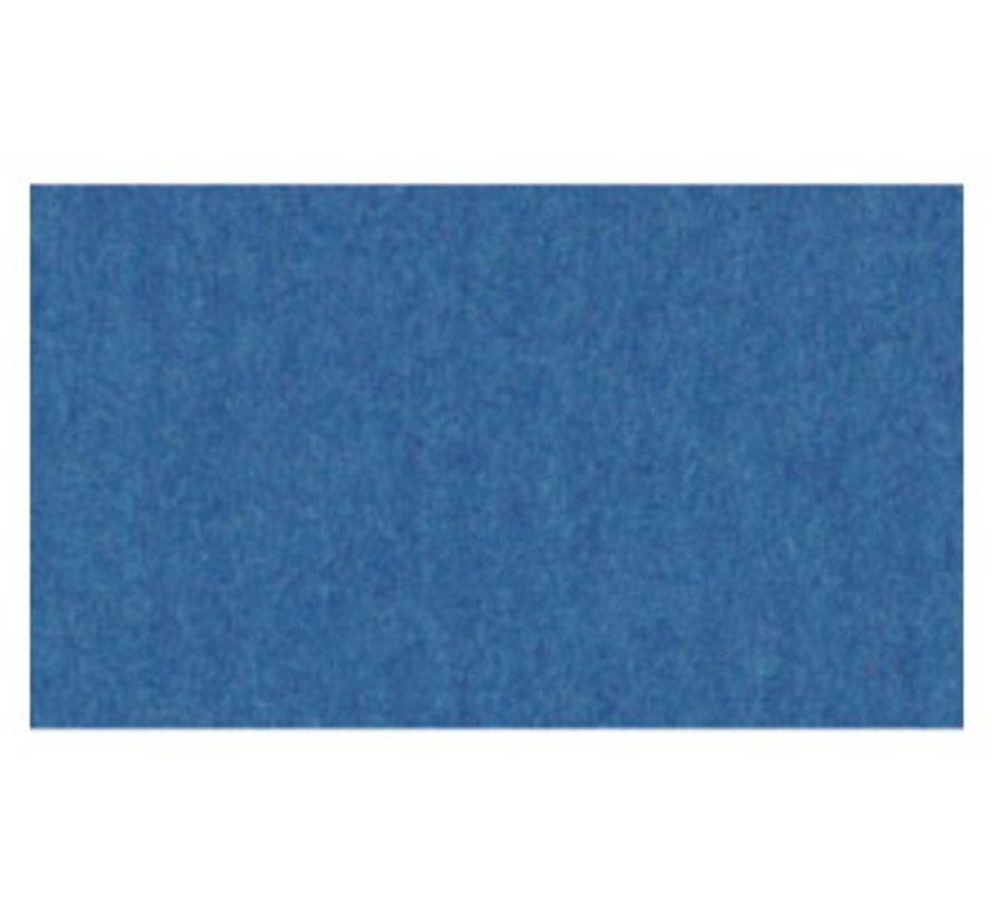 Kraft kaftpapier - midden blauw