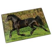 -1st- Bureaulegger - paard zwart