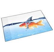 -1st- Bureaulegger - goudvis haai