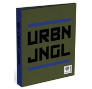 Urban Jungle Ringband 23r - groen