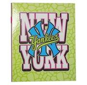 New York Yankees Ringband 23r - groen schade