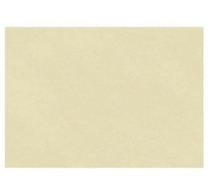 Kraft kaftpapier - lichtgeel