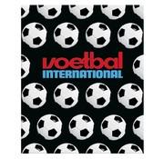 Voetbal international Ringband 2r - zwart voetballen