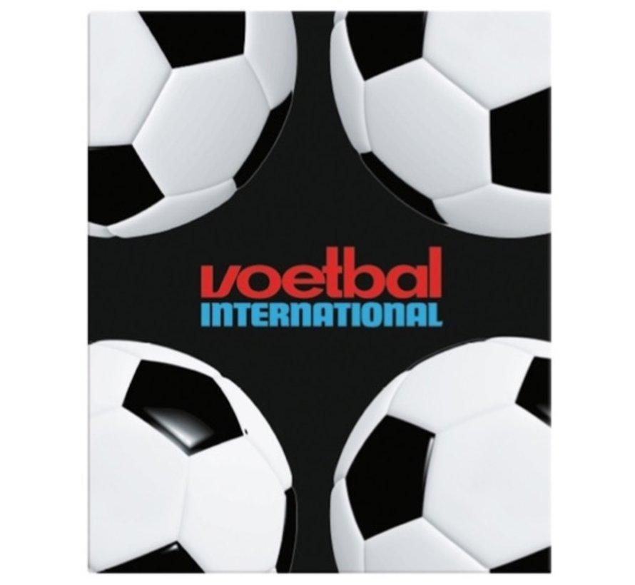 Voetbal ringband met 23 ringen - 4x voetbal