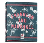 Franklin & Marshall Ringband 23r - palm groen/roze