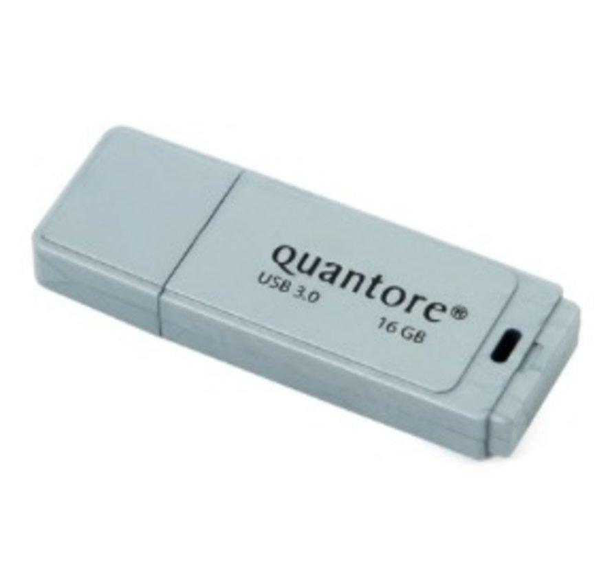 USB 3.0 stick grijs -  16 GB