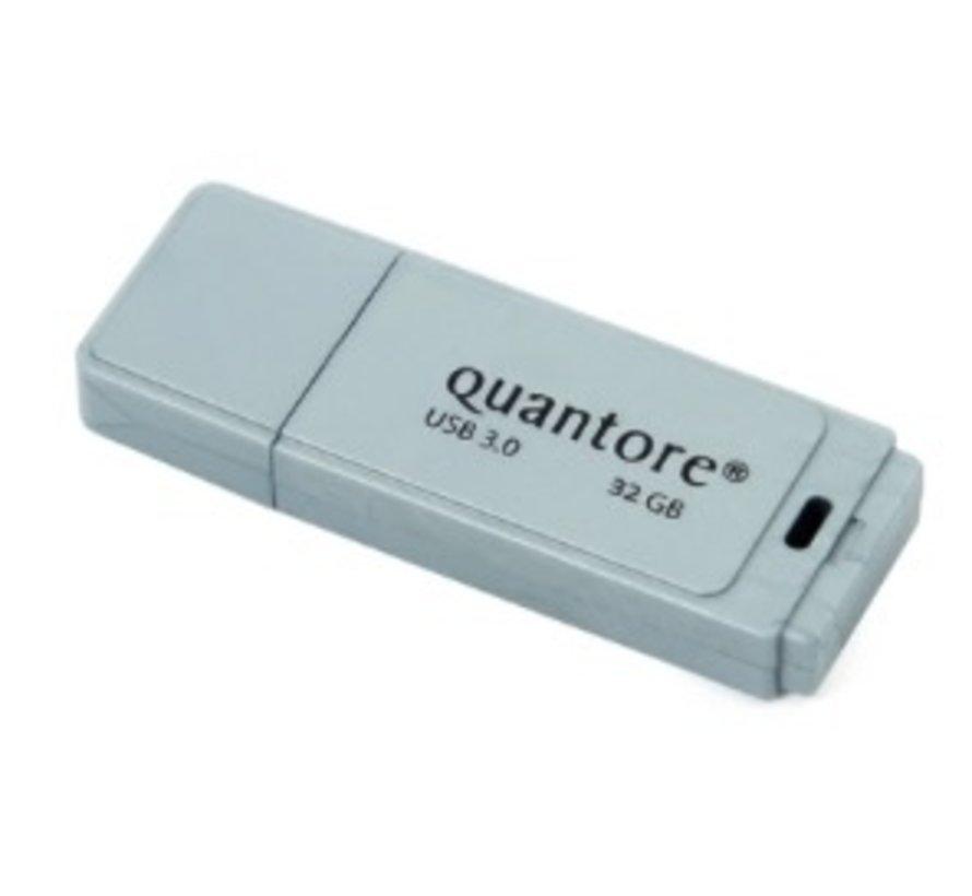 USB 3.0 stick grijs -  32 GB