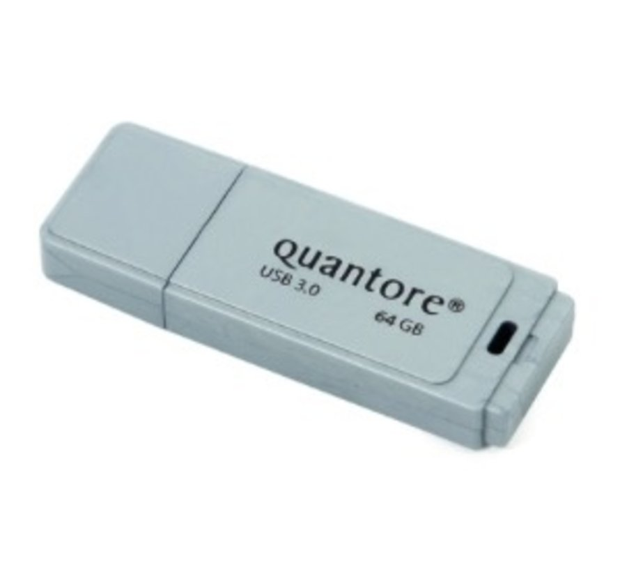 USB 3.0 stick grijs -  64 GB