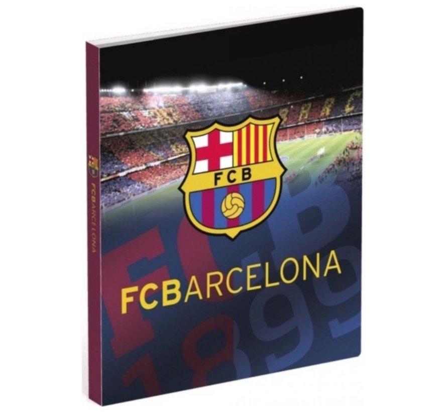 Mapje PP 2 rings - Camp Nou