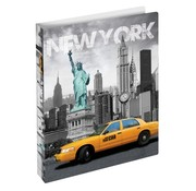 Metropolis Ringband PP 2r - New York