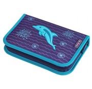 -1st- Gevuld etui - dolfijn