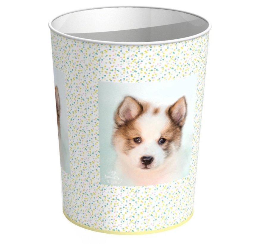 Prullenmand - hond