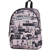 Franklin & Marshall Girls rugzak compact - pink