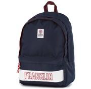 Franklin & Marshall Rugzak middel - donkerblauw