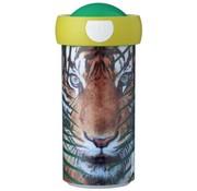 Animal Planet Mepal schoolbeker - BPA vrij