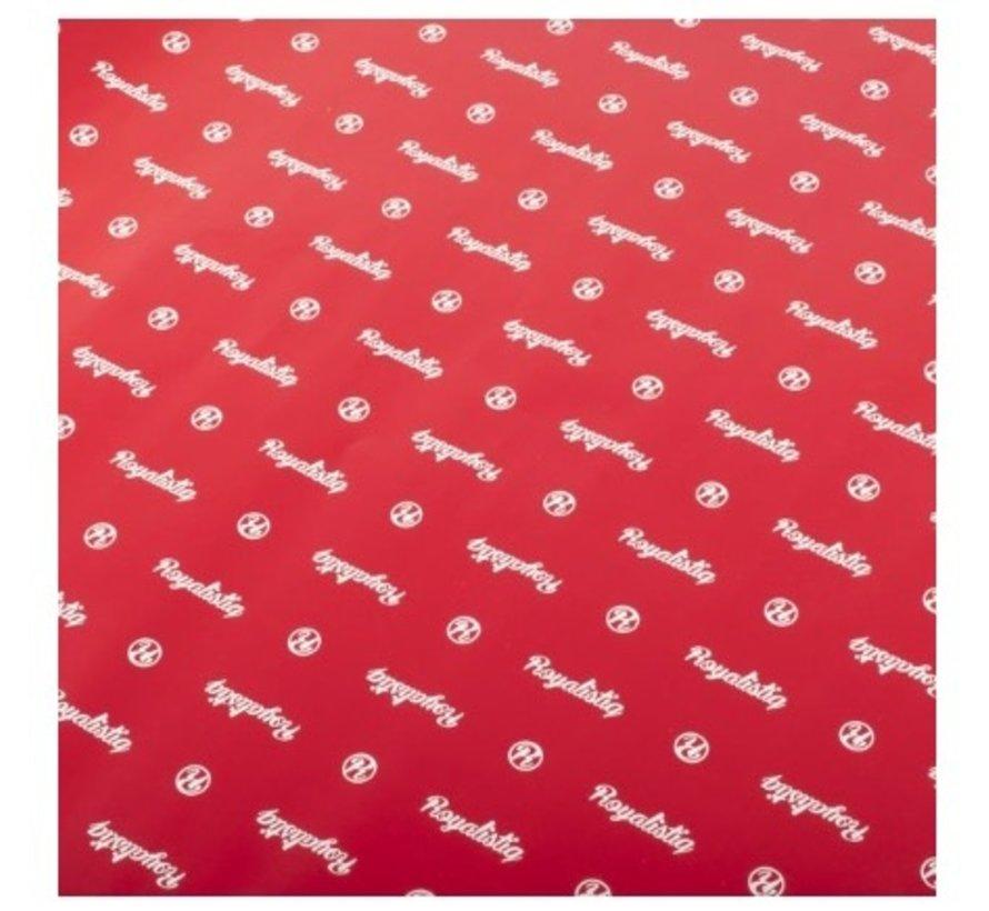 Kaftpapier - rood