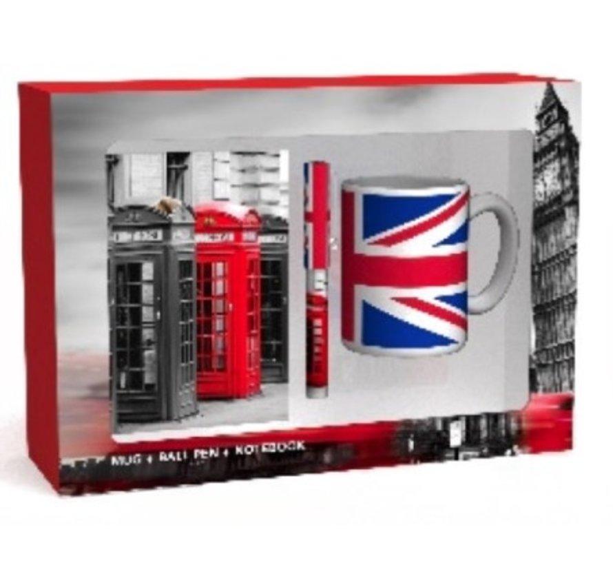 Kado set - UK giftbox