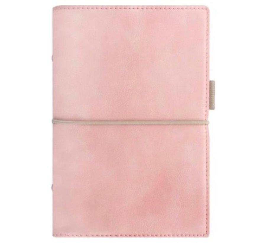 Filofax agenda - pastel roze