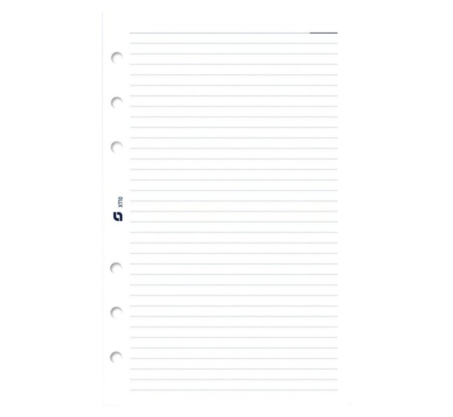 Notitiepapier inhoud - personal/standard
