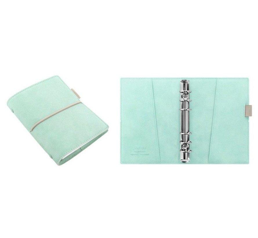 Filofax agenda - pastel groen -junior