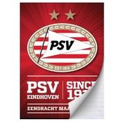 PSV A4 lijntjes schrift - since 1913