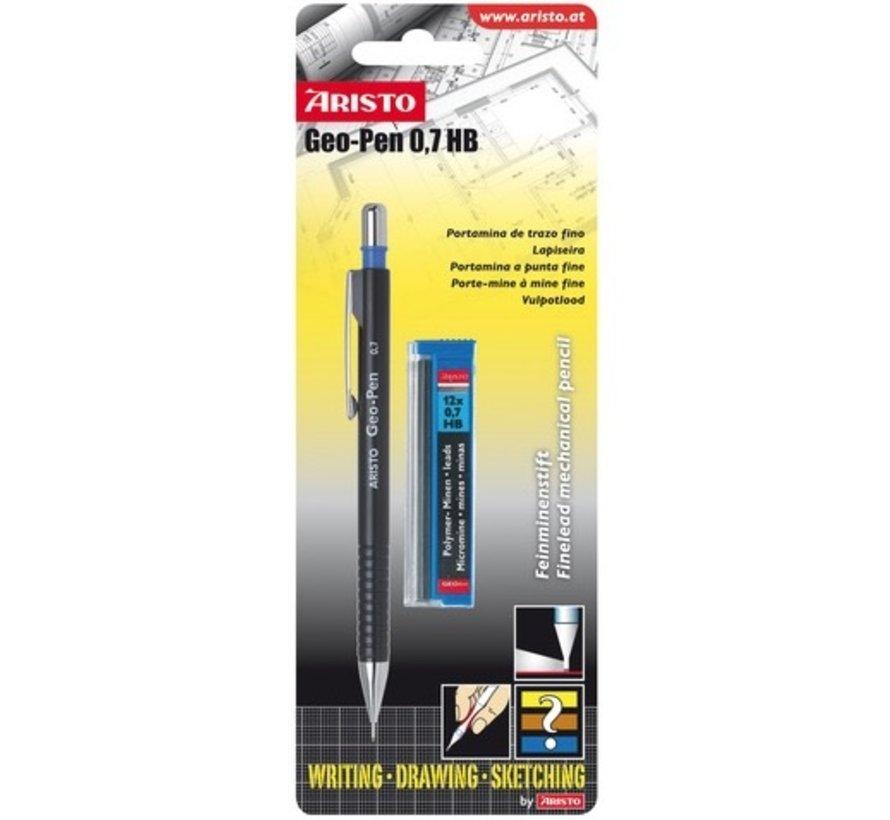 Vulpotlood HB - 0,7mm Geo-Pen